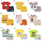 Boy cartoon T blood shorts children's suit cotton children's clothing 90cm-130cm 4# 120cm