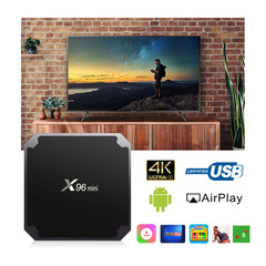 X96 Mini Android 4K HD TV Box 1GB RAM 8GB ROM S905W STB kodi Media Player