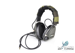 Z-Tac Headset Ear Muffs Electronic Hearing Protector Sports Tactical Earphone Z037 as picture