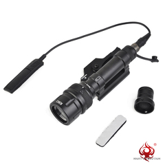 Element Weapon M620V Tactical Rifle Light Scout Flashlight With Remote Tail EX345 bk normal