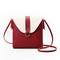 Women Handbag Female Shoulder Bag Girls Messenger bag Casual Women Bag red one size