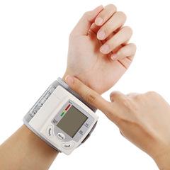Home Automatic Digital Blood Pressure Machine Smart Home Upper Arm Blood Pressure Monitor Voice