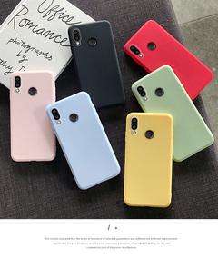 HUAWEI Nova 3i Nova 4 4E Nova 5 pro 5i Honor9X Y9 2019 Phone Case Soft Silicone Case D1 no.9 Nova 4e