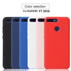 HUAWEI Y5 Y6 Y7 prime Y9 2018 Phone Case Soft Silicone Case D1 no.13 Y9 2018