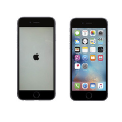 98%New Refurbished  IPhone6, 16GB+1GB,8MP+2MP,4G Network,Unlock Fingerprint Apple Smart Phone black