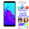 New Bobarry Smart Phone A70 4GB+32GB 2MP+8MP Dual Sim 5.5Inch 2G/3G Android8.0 Smartphone black