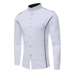 Men's Long Sleeve Shirt ZT-CS06 white s