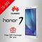 Refurbished Phone Huawei Honor 7 3+64GB Dual SIM smartphone FHD Google support UMTS & LTE 3GB+64GB Silver