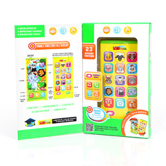 New Kids toys Phones toys Y-phone Story toys Educational Learning Toys Gift For Boys Girls Baby as picture one size