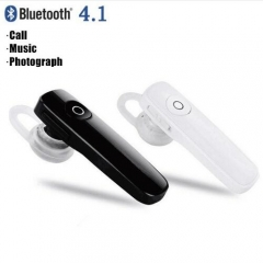 Mini Wireless Bluetooth Headphone In-Ear Earphone Phone Headset with Microphone For Infinix /Cubot black