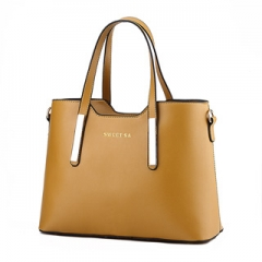 Multicolor fashion fresh all-match generous concise new ladies handbag simple elegant
