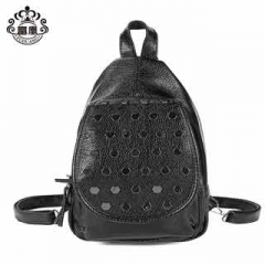 The unique fashionable personality of the appearance of functional new women's backpack
