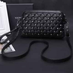The latest fashion charming diamond wristlet small and exquisite cute ladies party crossbody bag