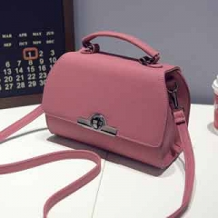 Fashion fresh all-match bright colors out of the ordinary fresh Travel Shopping women's bag