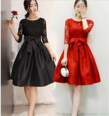 Elegant Dinner Dress  black s