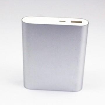 Original Power Bank 10400mAh Mobile Backup powerbank Universal Charger black one size