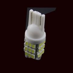 2X  T10 1206 42 SMD LED Light Bulb Reading Light 42 LED Interior Lamp White Auto Car Wide Light
