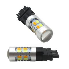 2 X 3157 20SMD External Lights Car Turn Signal Reverse Light Bulb LED Fog Lamp
