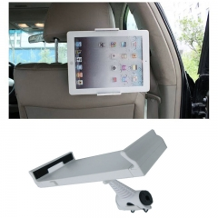 Universal 360°Car Back Seat Headrest Plastic Mount Holder