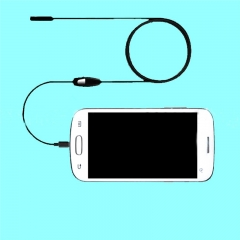 130w Pixel 7mm Lens Diameter Android Phone Endoscopic Android industrial endoscope 3M