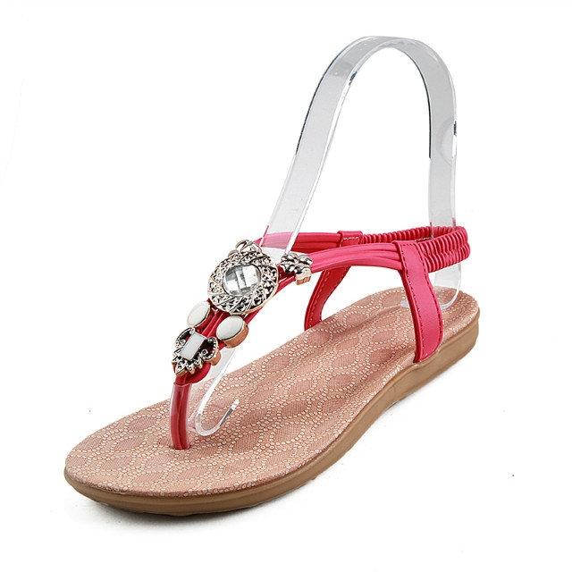 0fecbde37 ... arrival women sandals fashion flip flops flat shoes causal Bohemia  women shoes red 36  Product No  179987. Item specifics  Seller  SKU HYYC-568DP  Brand