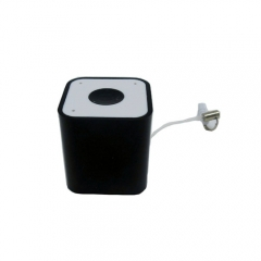 Mini Portable Speaker with Bluetooth Synchronous Broadcasting for MP3/MP4/CD/PC/MAC/PSP/iPad/iPhone6 Black 3.4*5.7*8cm