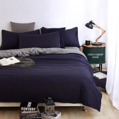 Now Duvet Cover 100% Polyester 4PCS Bedding set Green Pillow Bedroom Gray 4*6