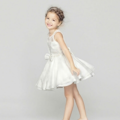New Summer  Kids Girl Lace Clothes Princess Tutu Dress as picture 90