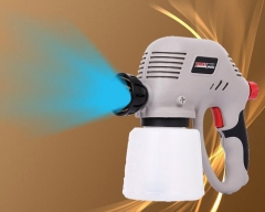Detachable high-voltage electric spray gun Cake Chocolate Spray Paint Gun 220V White One size