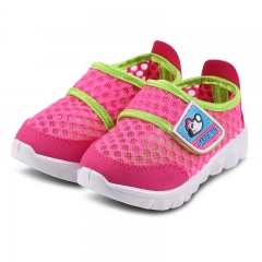 Boys Shoes net sport shoes unisex for girls and boys shoes pink 21
