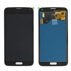 G900F LCD For Samsung Galaxy S5 G900M G900A G900T LCD Display Touch Screen Digitizer Assembly black S5