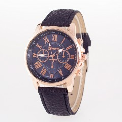 Geneva Watches Luxury Digital Women Business Dual Display Wrist Watches Clock