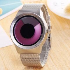 New Women Conception Luxury Quartz Ladies Men Watch Fashion Alloy Wristwatch