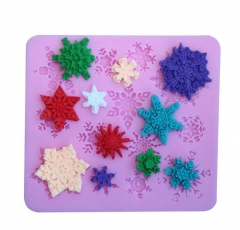 3D Silicone Mold Rose Shape Mould For Soap,Candy,Chocolate,Ice,Flowers Cake decorating tools style 1 as picture