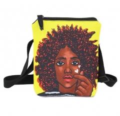 2018 designer brand high quality Canvas bag ladies cartoon handbag shoulder bag female handbag style 1 one size
