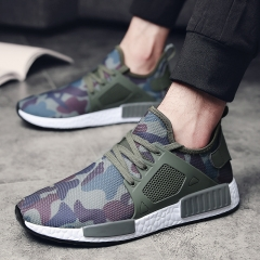 Mens Running Shoes Breathable Male Outdoor Walking Sport Shoes New Man Athletic Sport Sneakers green 39