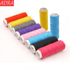 ADRA 10PCS Sewing Thread Mixed Colors For Sewing Machine