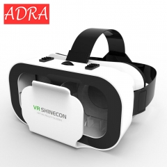 VR Shinecon VR Box 3D Glasses Virtual Reality Game Console For Phone