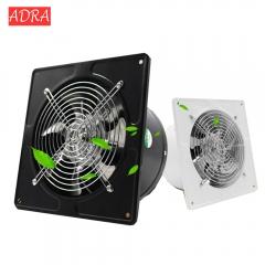 Kitchen toilet exhaust fan louver window exhaust fan air ventilation fans draft Blower Bathroom 220v black