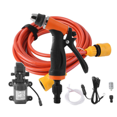 High Pressure Household Electric Car Wash Washer Self-priming Water Pump 12V Car Washing Machine