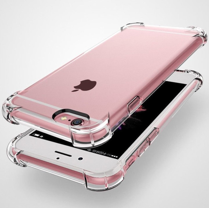 Shockproof iphone 6 6s cases iphone 5 5S SE TPU Clear Silicone Cover iphone 7 8 Plus case transparent iphone 5/5s/se case