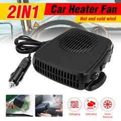 12V 150W Portable Auto Car Heater Fan Air Cooler Windscreen Demister Defroster Heating Fan