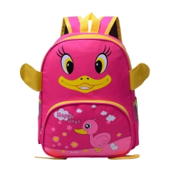 Nero 2018 High Quality Children Backpacks Kids Cute School Bags  Boys Girls Gift pink as picture