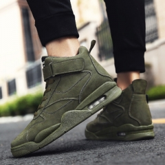 2018 in the new sports, fashion style handsome men's fashion sports shoes green 44