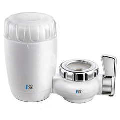 No. 1 Spring Water Purifier Household Faucet Filter Filter Grade 7 Activated Carbon Ceramic Filter white one size