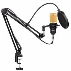 bm 800 Studio Microphone bm-800 Condenser Microphone Kits Bundle Karaoke Microphone