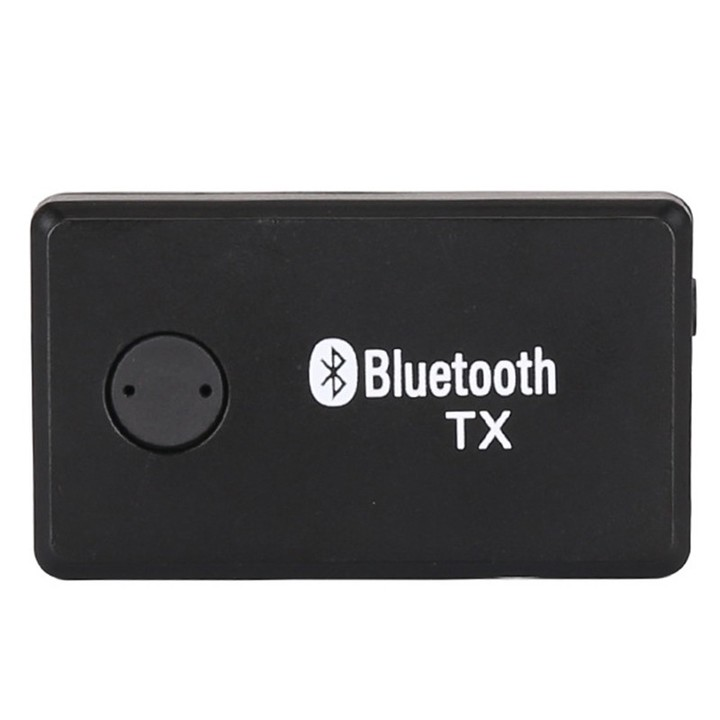 JM - 11 Bluetooth Audio Transmitter Receiver USB Stereo Bluetooth Adapter Black one size