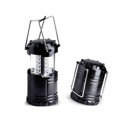 Camping Lantern Camping Lights Retractable Tent Lanterns Led Camping Lights Black one size