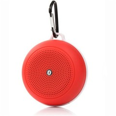 Mini Y3 Bluetooth Speaker Outdoor Waterproof Buckle Mini sport Speaker Portable Speaker Red one size