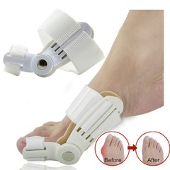 Big Thumb Correction toe Correct Valgus Big feet Eversion of the bone Orthosis White